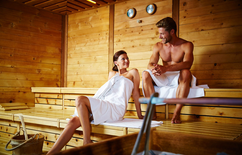 Franken-Therme Bad Windsheim: Zeit für Sauna…