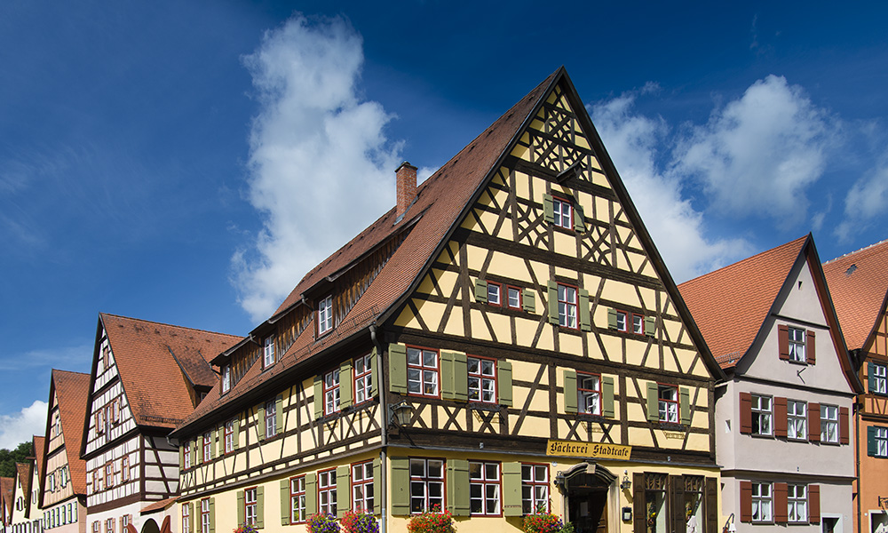 Schönste Altstadt Deutschlands (Focus) sehen und gesehen werden