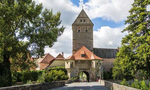 Rekordergebnis bei Übernachtungen im Jahr 2016 in Dinkelsbühl