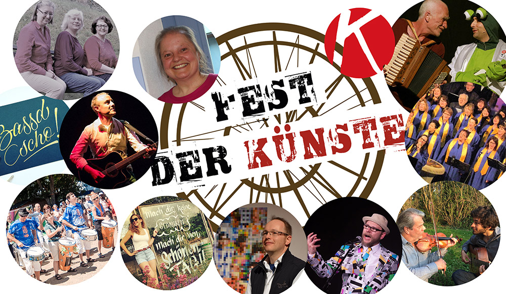 3. Fest der Künste am 22. April 2017