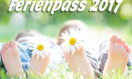 Ferienpass-Aktion 2017 der Stadt Ansbach