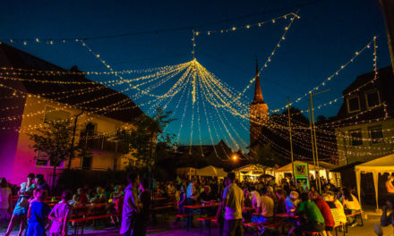 Bürgerfest in Sachsen …