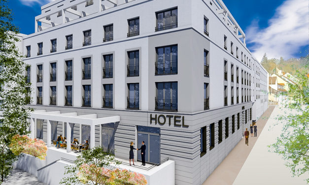 Neues Hotel in Ansbach