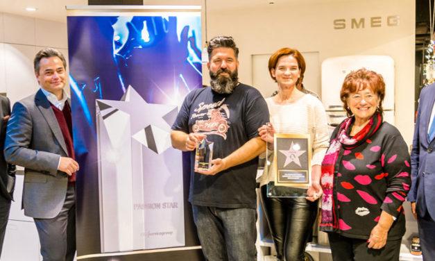 "S-Kultur gewinnt den ""EK Passion Star 2017"""