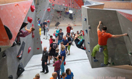 "1. Boulder-Cup ""Ansbach vs. Gravity"""