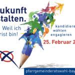 Am 25. Februar ist Wahltag: die Katholiken im Freistaat Bayern wählen ihre Pfarrgemeinderäte