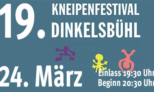 19. Dinkelsbühler Kneipenfestival