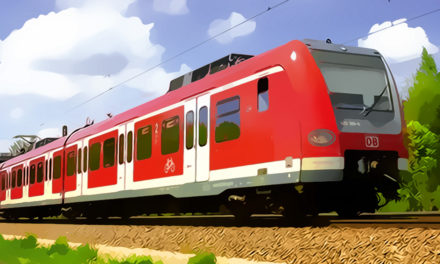 Sperrung der S-Bahn-Strecke Ansbach-Dombühl