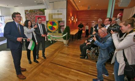 Kontakta 2018 hat ihre Tore geöffnet – Auftaktveranstaltung mit Oberbürgermeisterin und Landrat