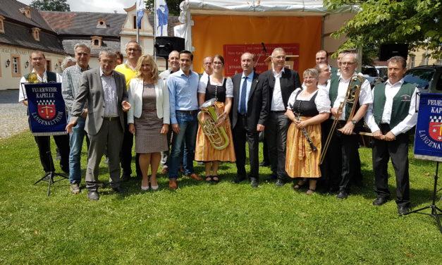 Sommerparty mit Hubert Aiwanger Abschlussveranstaltung in Ellingen