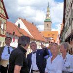"""Jahrestagung des """"Historischen Vereins für Mittelfranken"""" in Wolframs-Eschenbach"""