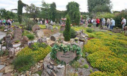 Tag der offenen Gartentür 2018 – tausende Besucher strömen in dekorative Privatgärten