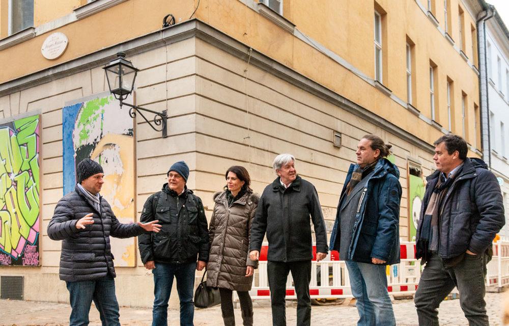 Ein Paukenschlag: KASPAR-HAUSER-ZENTRUM entsteht im Gebhard-Haus