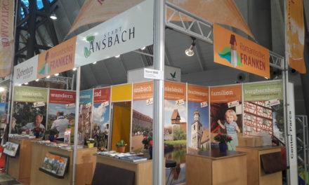Ansbach erfolgreich in die touristische Messesaison gestartet